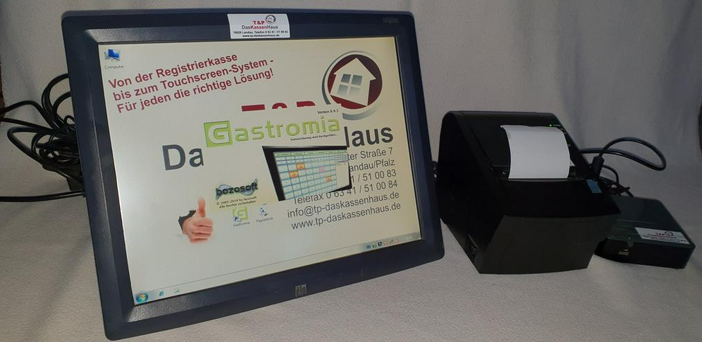 Touchscreem Kassensystem