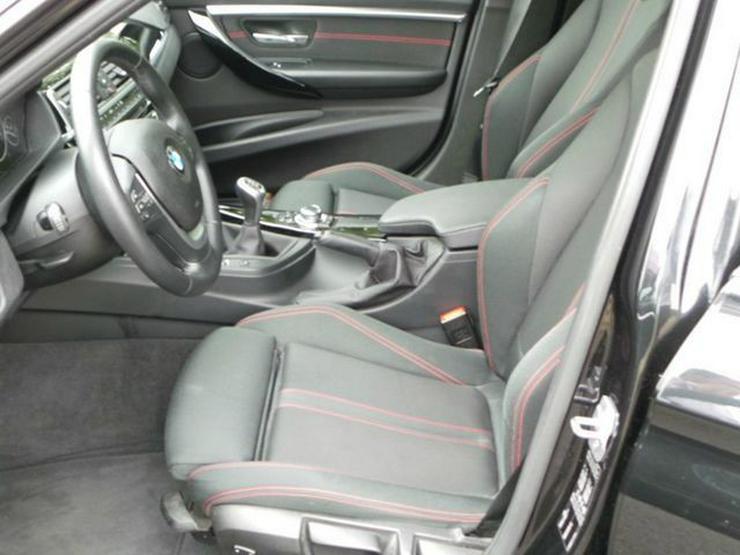 Bild 4: BMW 318d Sport Line Navi LED, HiFi Sitzh. PDC