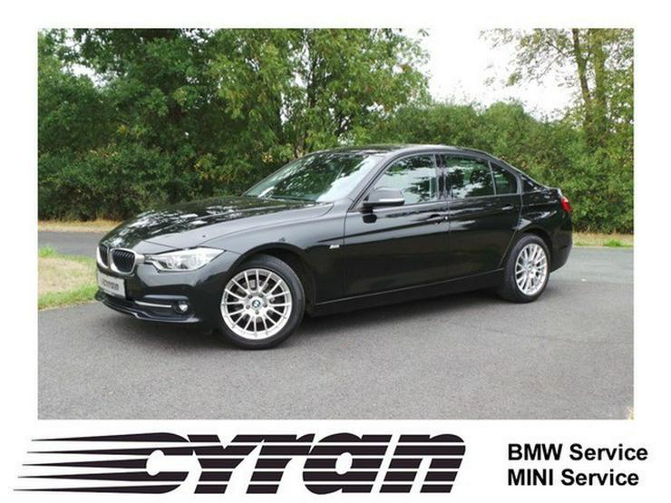 BMW 318d Sport Line Navi LED, HiFi Sitzh. PDC - 3er Reihe - Bild 1