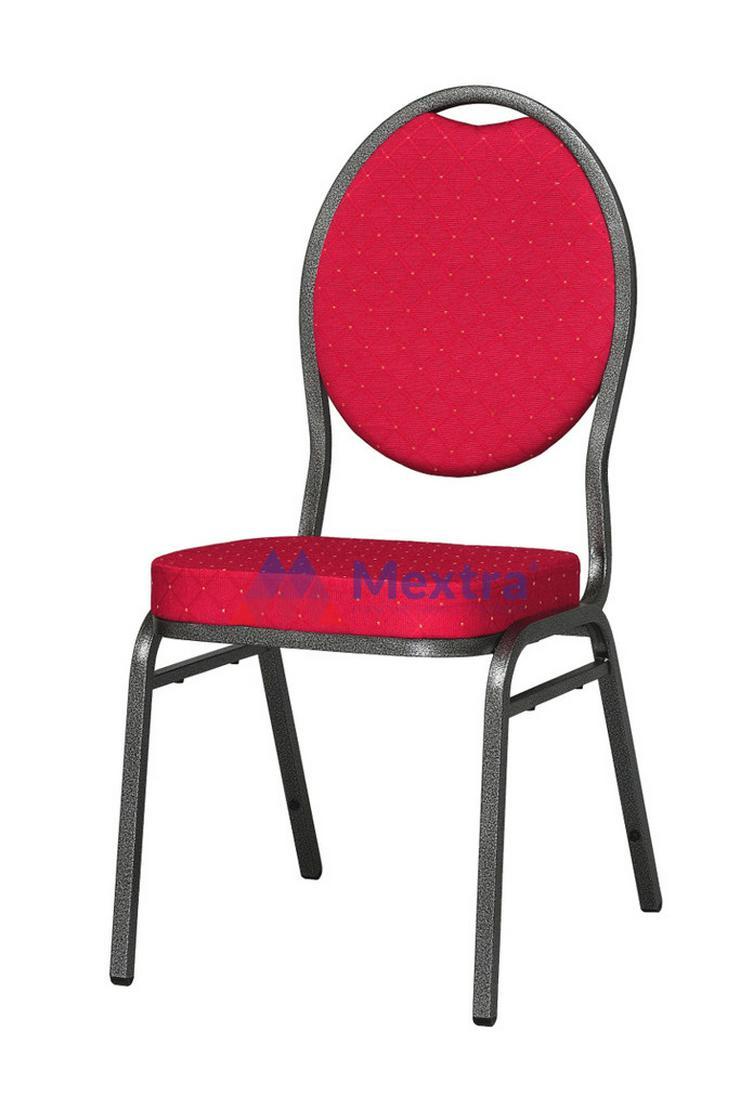 Bankettstuhl HERMAN ROT - Stühle & Sitzbänke - Bild 1