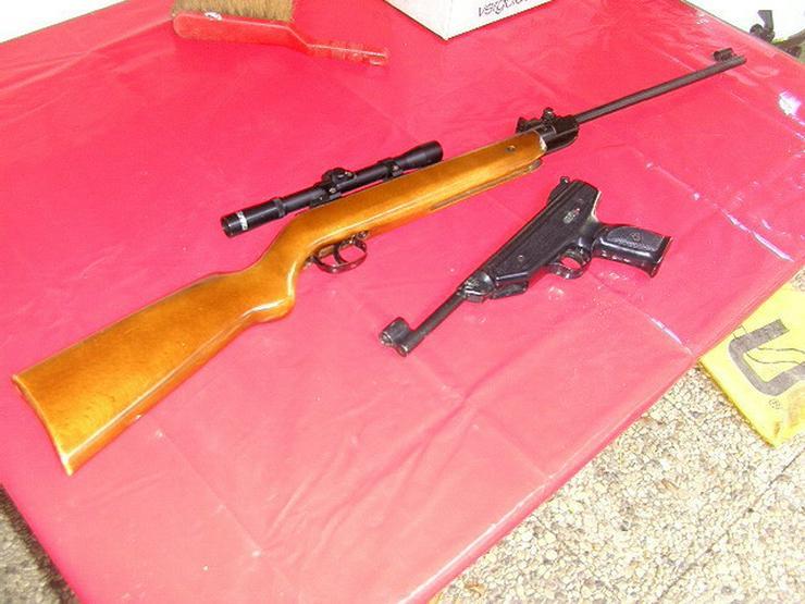 Stück luftgewehr diana eine luftpistole weihrauch in eitorf