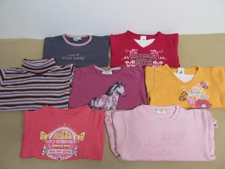 Langarm-Shirts Sweatshirt Pullover Gr. 92 98 - Shirt, Pullover & Sweater - Bild 1
