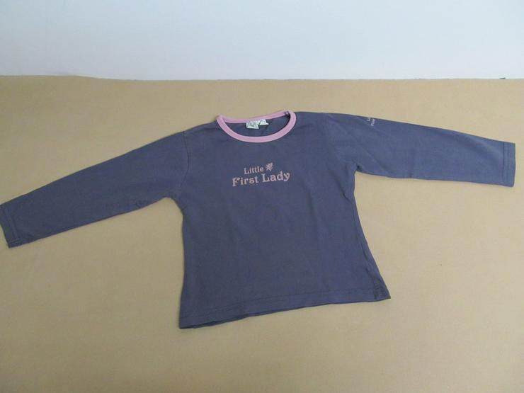 Bild 2: Langarm-Shirts Sweatshirt Pullover Gr. 92 98