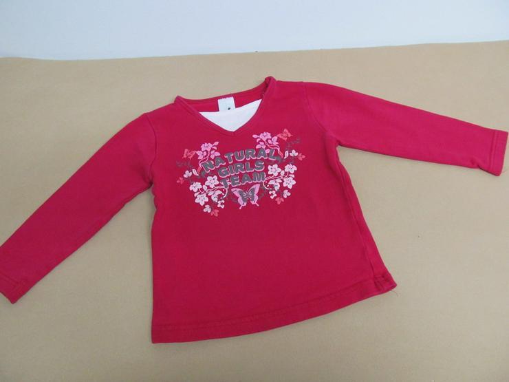 Bild 5: Langarm-Shirts Sweatshirt Pullover Gr. 92 98