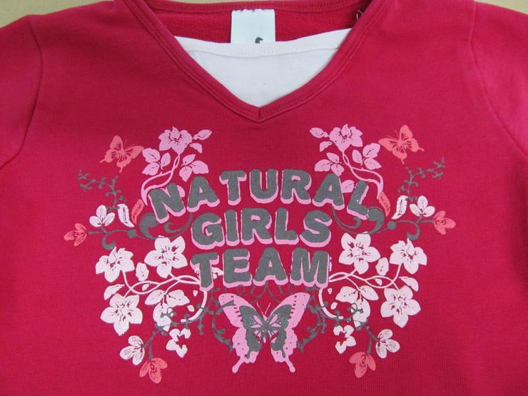 Bild 6: Langarm-Shirts Sweatshirt Pullover Gr. 92 98