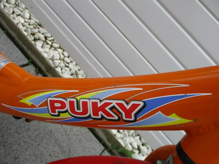 Bild 3: Kinderfahrrad 16 Zoll von Puky Orange Versand m