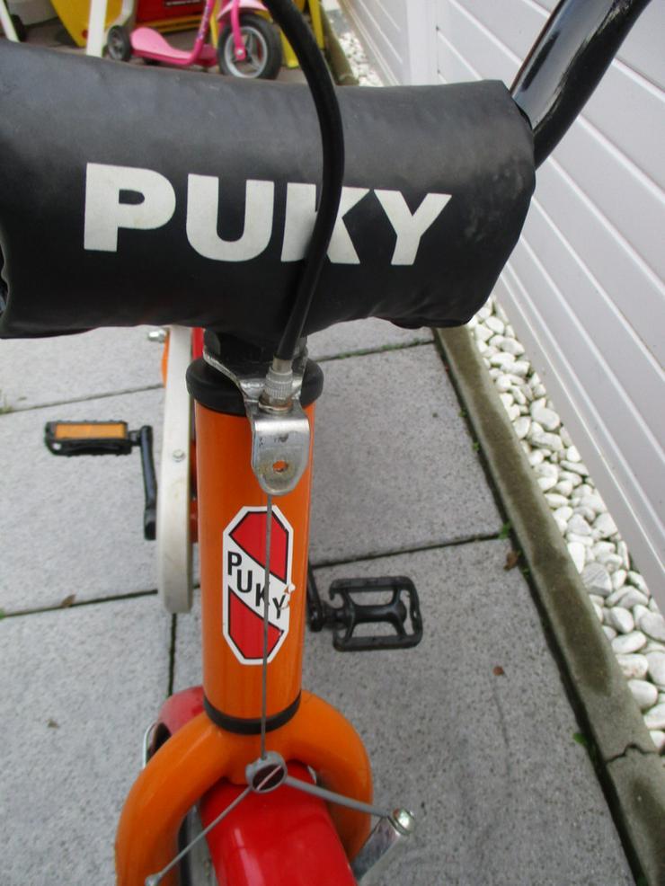 Bild 4: Kinderfahrrad 16 Zoll von Puky Orange Versand m