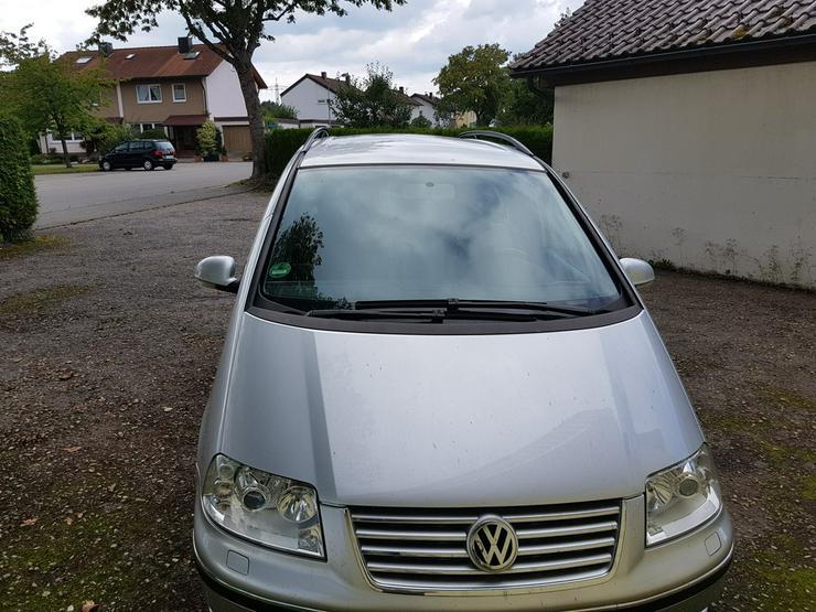 Bild 4: VW Sharan TDI