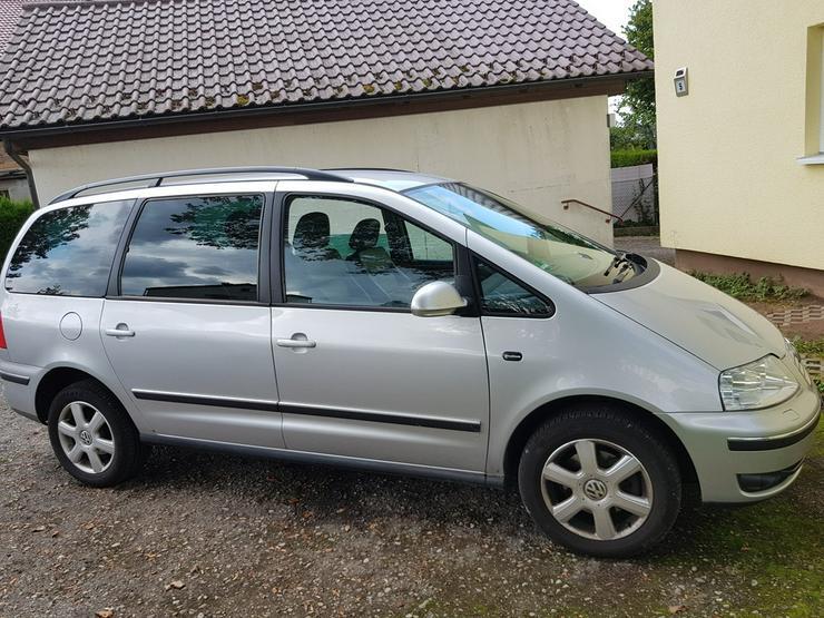 Bild 5: VW Sharan TDI