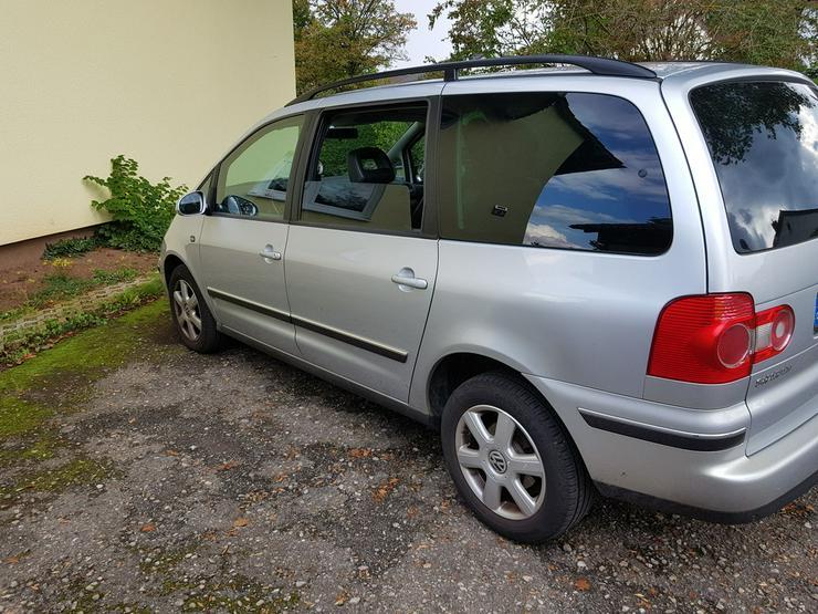 Bild 3: VW Sharan TDI