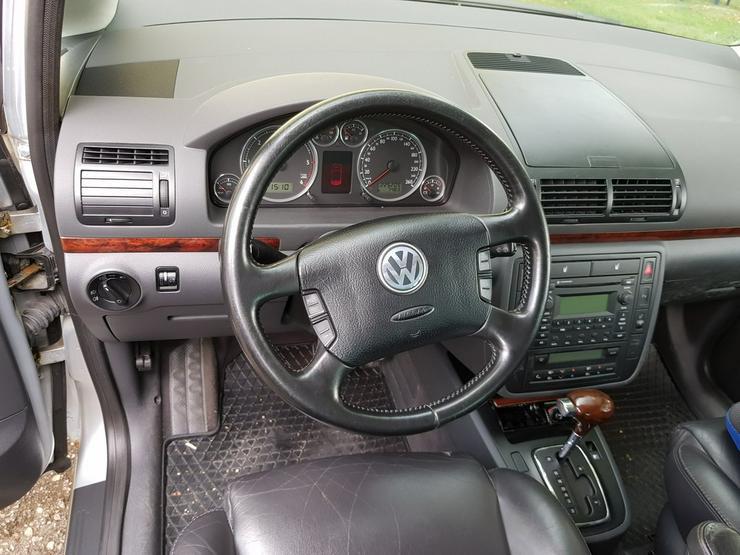 Bild 6: VW Sharan TDI