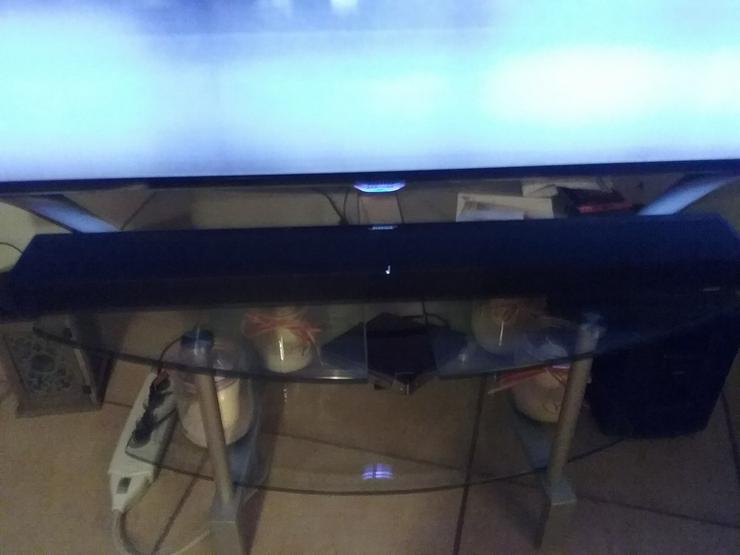 Samsung TV 65 zoll mit Soundbar
