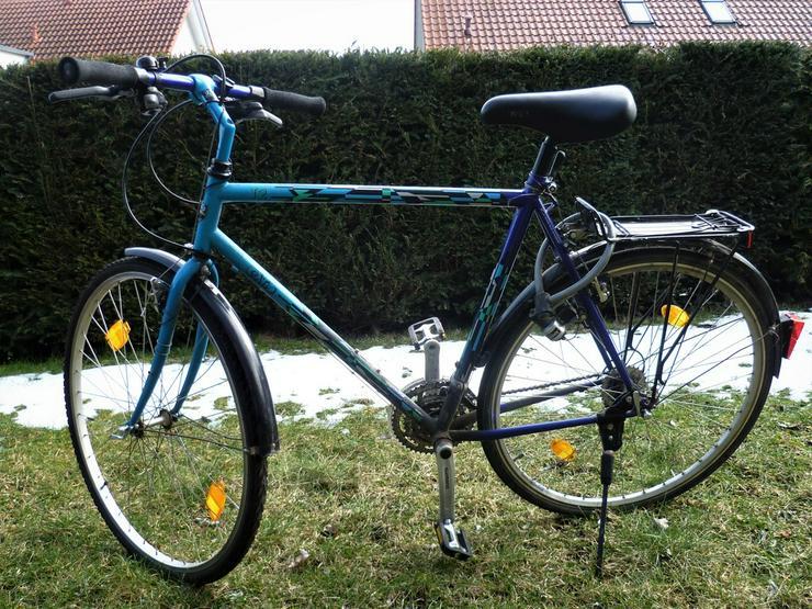 Herren-Fahrrad (Tourenrad) 28 Zoll - Citybikes, Hollandräder & Cruiser - Bild 1