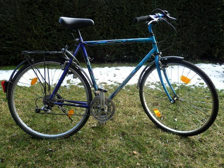 Bild 2: Herren-Fahrrad (Tourenrad) 28 Zoll
