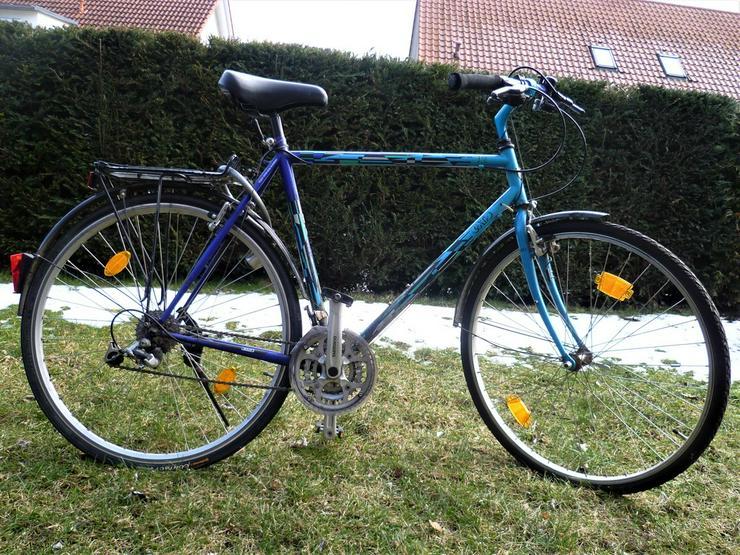 Bild 3: Herren-Fahrrad (Tourenrad) 28 Zoll
