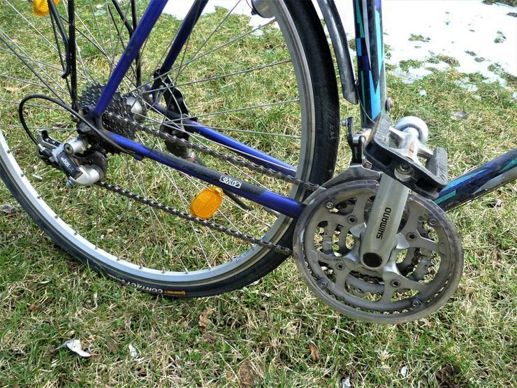 Bild 6: Herren-Fahrrad (Tourenrad) 28 Zoll