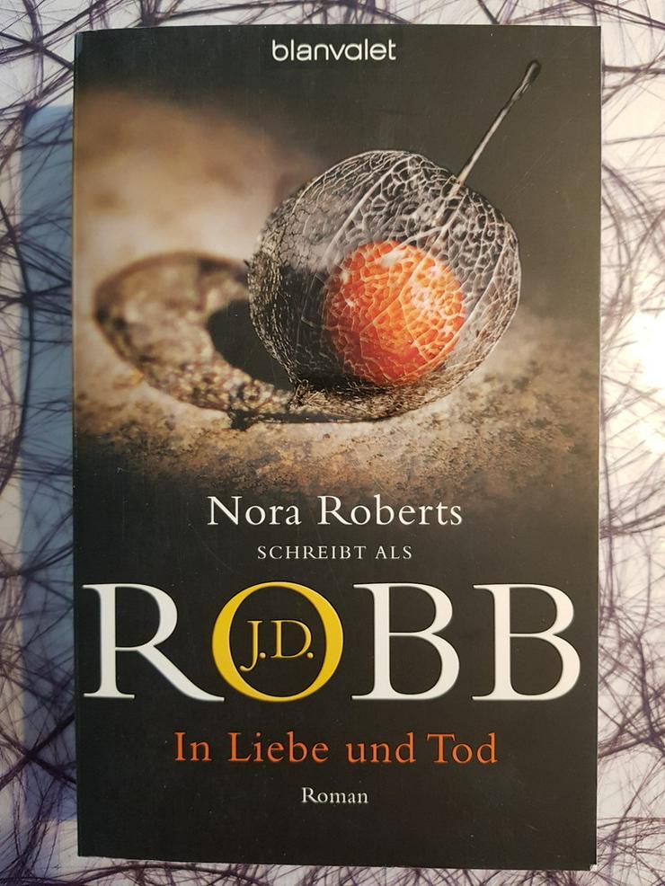 J.D. Robb In Liebe und Tod