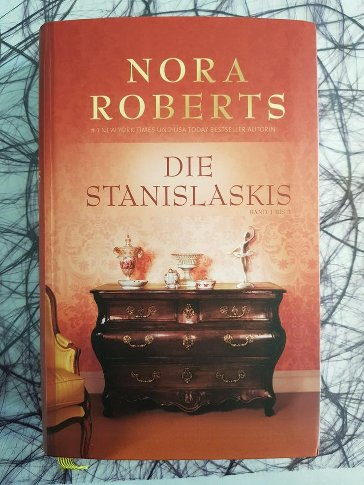 Nora Roberts Die Stanislaskis Band 1-3