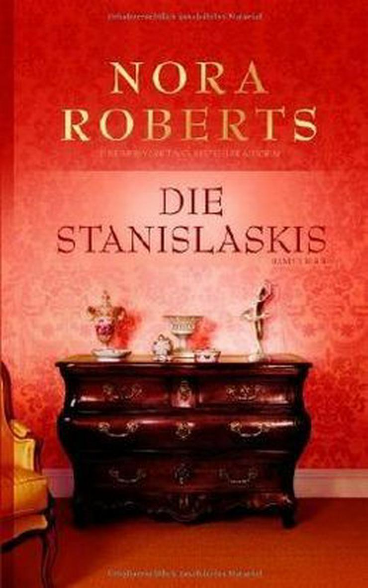 Bild 3: Nora Roberts Die Stanislaskis Band 1-3