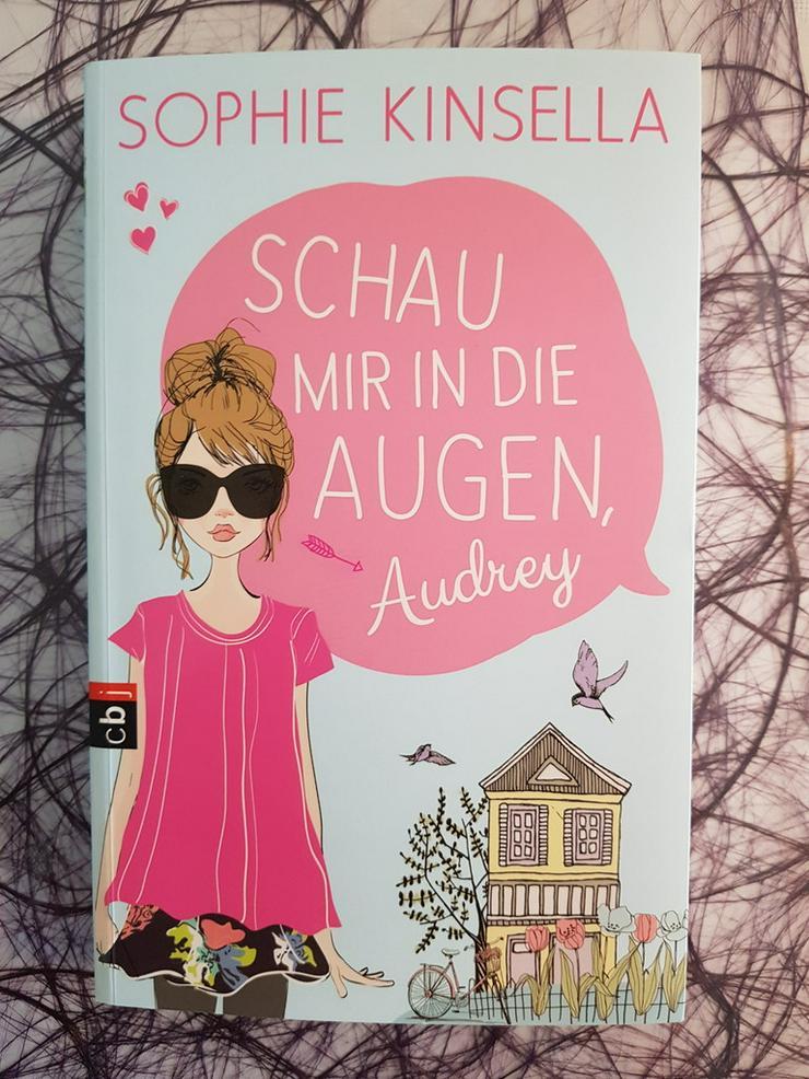 Sophie Kinsella Schau mir in die Augen, Audrey - Romane, Biografien, Sagen usw. - Bild 1