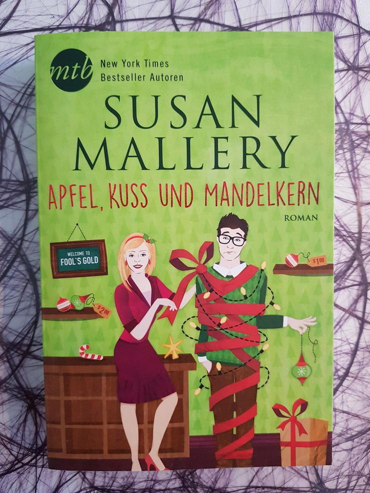 Susan Mallery Apfel, Kuss und Mandelkern - Romane, Biografien, Sagen usw. - Bild 1