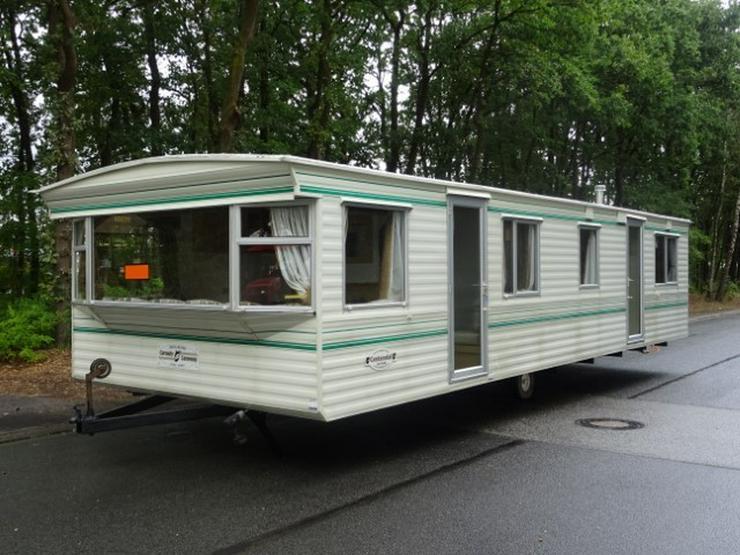 Carnaby Centennial  Mobilheim Dauercamping