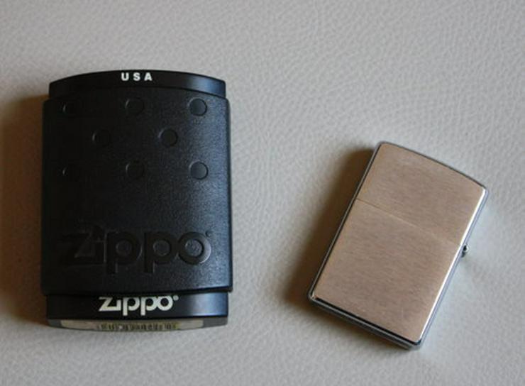 Original Zippo Feuerzeug Benzin Sturmfeuerzeug