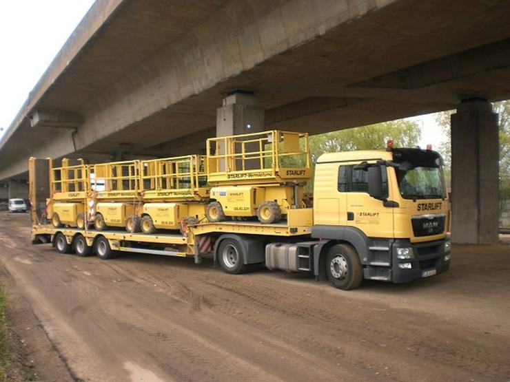 Bild 2: LKW- Kraftfahrer/in / Bedienfahrer/in in Hambug