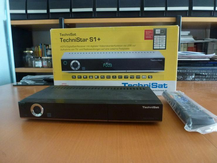 HD-Sat-Receiver Technisat,TechniStar S1+ DVR - SAT-Anlagen - Bild 1