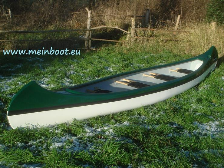 Neu ! Kanu 4er Kanadia 550 - Kanus, Ruderboote & Paddel - Bild 1