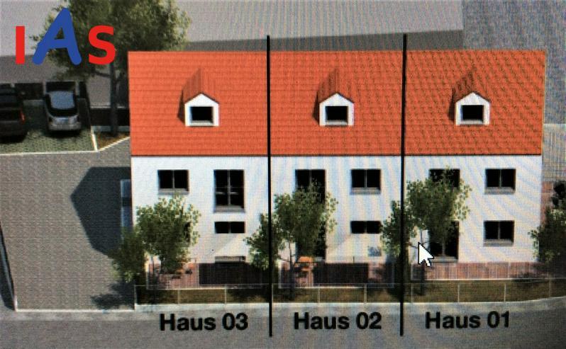 NEUBAU! Großzügiges REH links in Schrobenhausen in ruhiger Lage zu verkaufen! - Haus kaufen - Bild 1