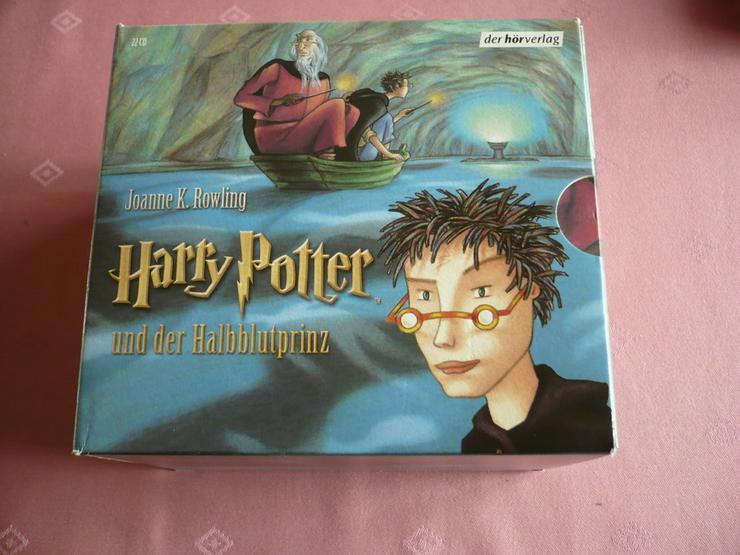 Harry Potter Hörspiel CD - Hörbücher - Bild 1