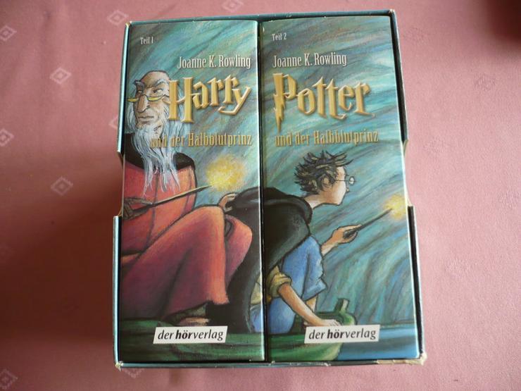 Bild 2: Harry Potter Hörspiel CD