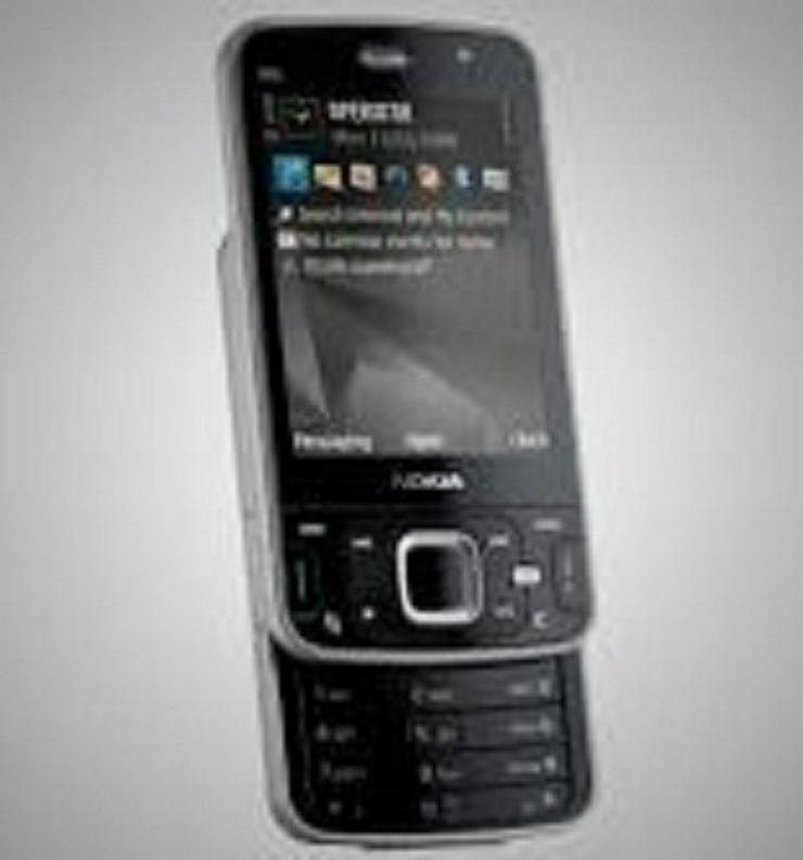 Bild 2: Nokia N96 Ohne SIM, mit Garantie