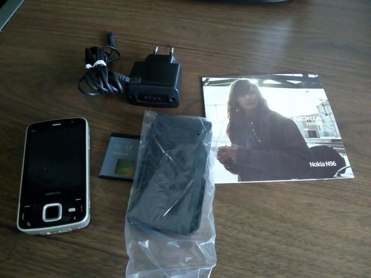 Bild 4: Nokia N96 Ohne SIM, mit Garantie