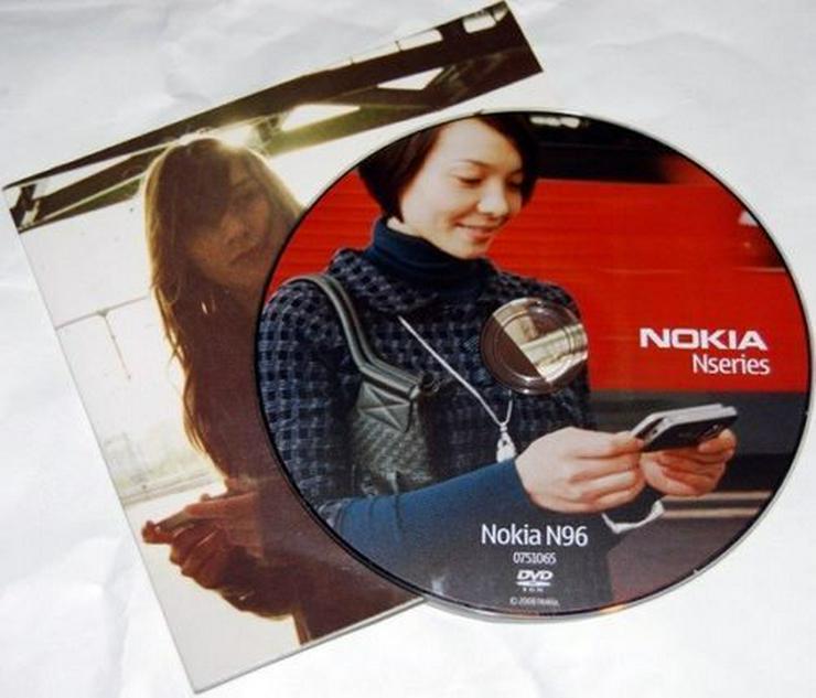Bild 6: Nokia N96 Ohne SIM, mit Garantie