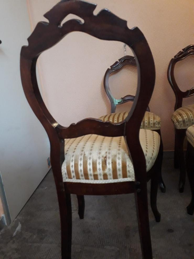 4 antike Stuhle,nur fur selbstabholung
