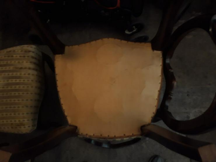 Bild 5: 4 antike Stuhle,nur fur selbstabholung