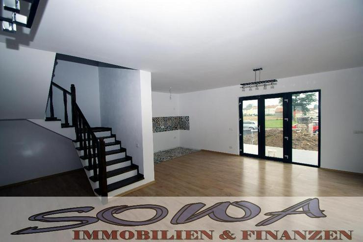 So möchte ich wohnen - 121 m² Neubau Doppelhaushälfte (l) - SOWA Immobilien & Finanzen - Bild 1