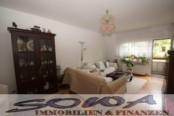 Schicke 2 Zimmerwohnung im Erdgeschoss mit Balkon - Neuburg - Ihr Immobilienmakler: SOWA I... - Bild 1