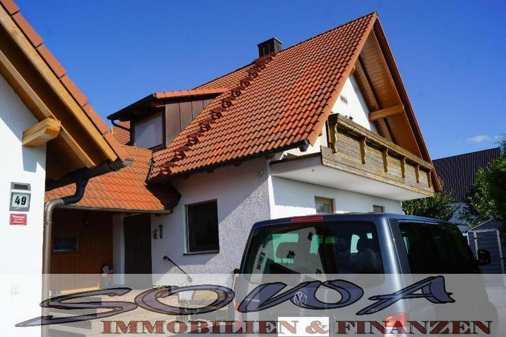 Großzügiges Einfamilienhaus mit großem Garten, 2 Garagen - Ihr Immobilienpartner: SOWA ... - Bild 1