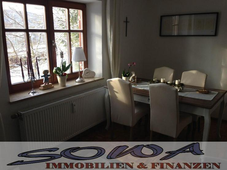 Wohnung mit Charme und Erholung! Ihr Immobilienpartner - SOWA Immobilien & Finanzen
