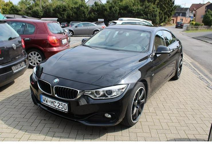 BMW 430 Baureihe 4 Gran Coupe 430d Sport Line