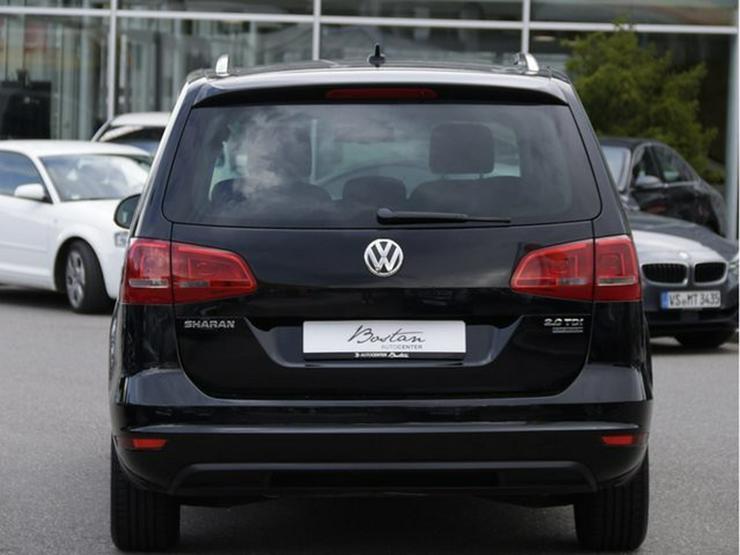 Bild 4: VW Sharan 2.0 TDI BMT-DSG-7 SITZER-NAVI-SCHECKHEFT