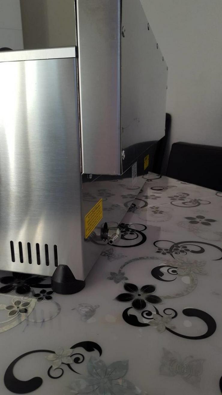 Bild 6: Friteuse Gas Doppelfriteuse 2x8L