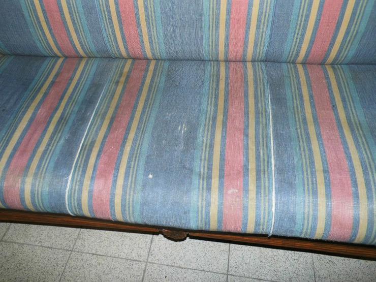 Bild 3: Antikes Biedermeier Sofa 1850 / antike Couch /