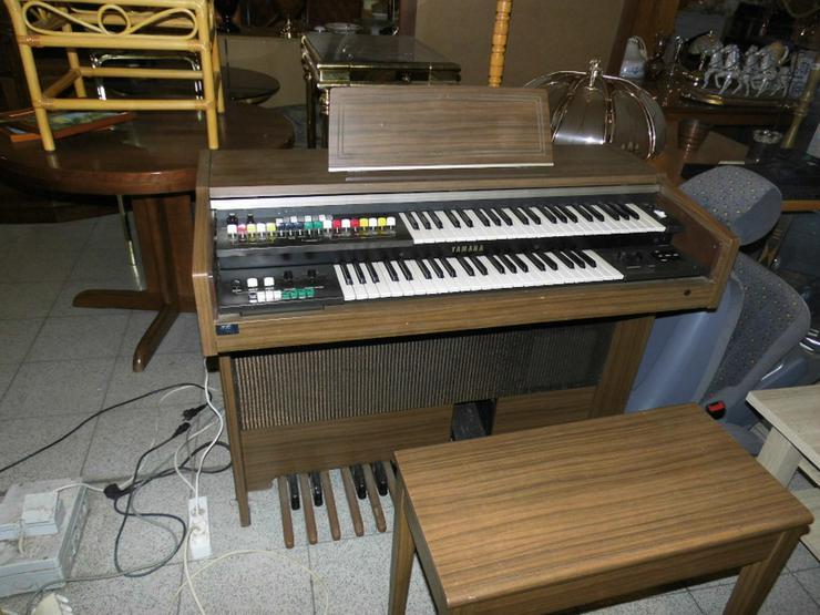 Heimorgel Yamaha B-20BR / Synthesizer / Keyboa - Keyboards & E-Pianos - Bild 1