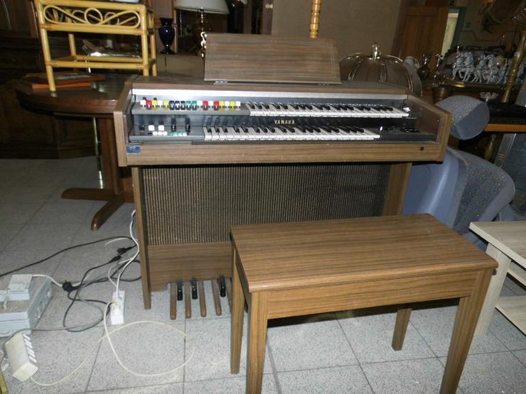 Bild 2: Heimorgel Yamaha B-20BR / Synthesizer / Keyboa