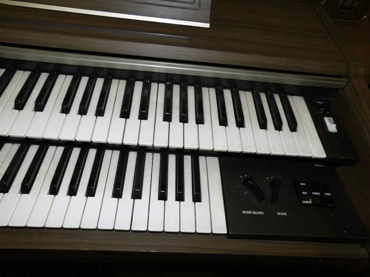 Bild 4: Heimorgel Yamaha B-20BR / Synthesizer / Keyboa