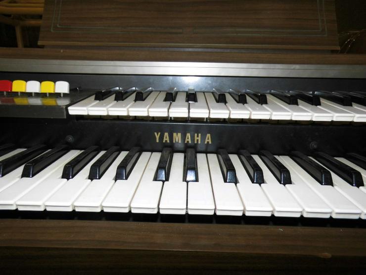 Bild 5: Heimorgel Yamaha B-20BR / Synthesizer / Keyboa